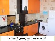 2х  комн. квартиру в новом доме на дни,  недели с WI-FI гостям города