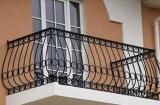 Перила балконные,  лесничные и др. металлоконструкции