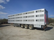 Полуприцеп для перевозки скота